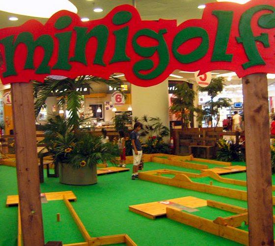 eventi-gioco-minigolf-centro-commerciale