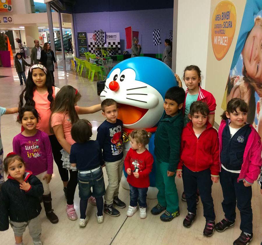evento-con-Doraemon-al-centro-commerciale-4