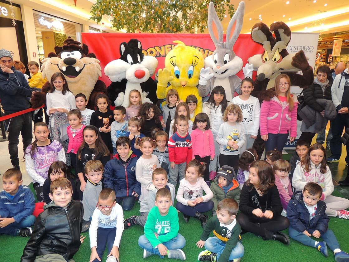 evento-con-Looney-Tunes-al-centro-commerciale-3