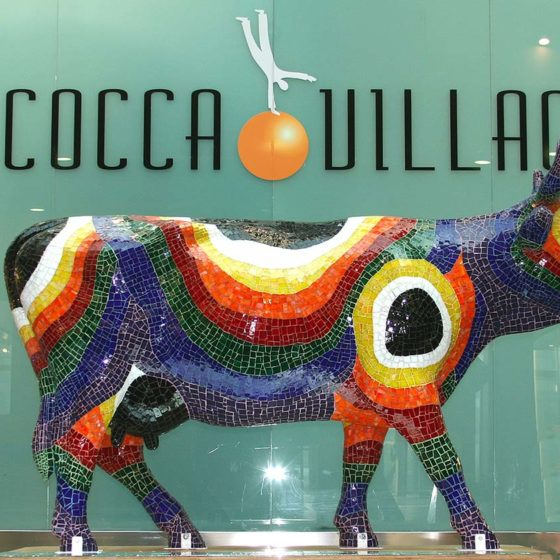 evento-cowparade-arte-contemporanea-centro-commerciale-4