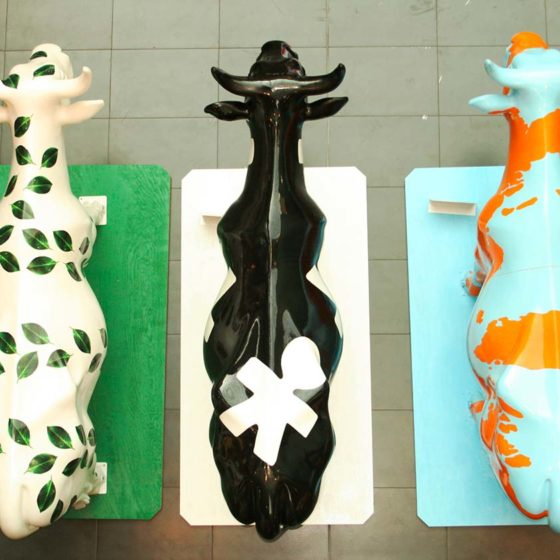 evento-cowparade-arte-contemporanea-centro-commerciale-5