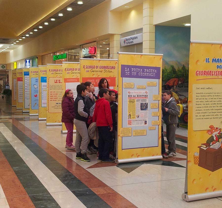 evento-giornalismo-con-Geronimo-Stilton-al-centro-commerciale-9