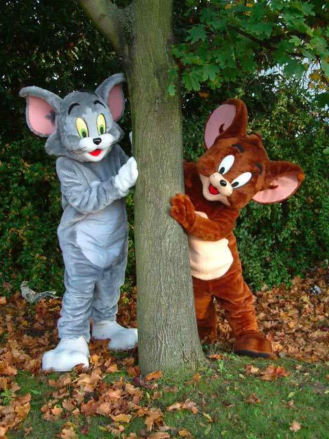 organizzazione-eventi-con-personaggio-Tom-and-Jerry-nei-centri-commerciali